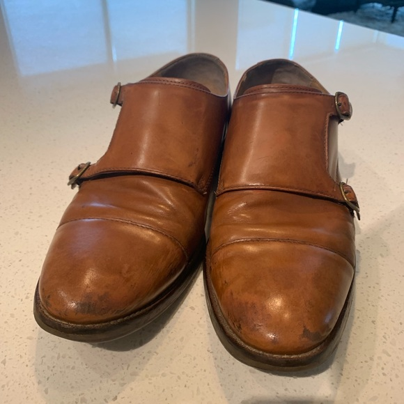 f2e263e4c7f Cole Haan Other - Cole Haan Warner Grand OS Double Monk Strap